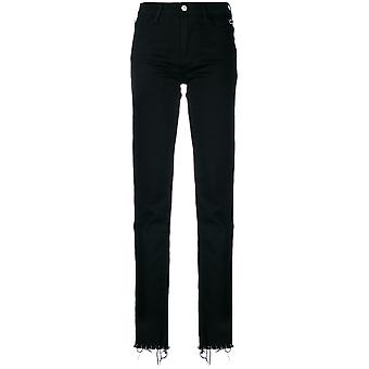 Alyx ladies AAWDN0002001 black cotton of jeans