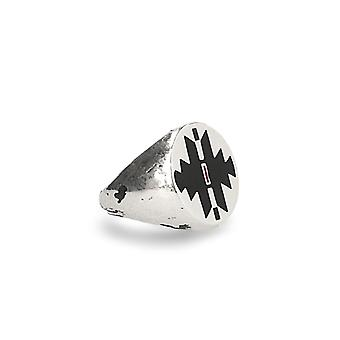 Eleventy men's 979AN0008ANE24001 silver silver ring