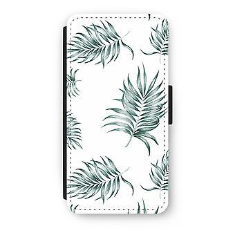 iPhone 8 Blätter Plus Flip Case - einfach