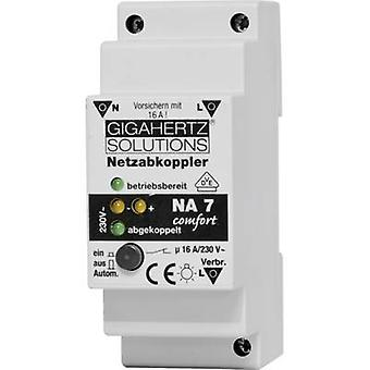 1 pc(s) Gigahertz Solutions NA7 Switching voltage (max.): 230 Vac 16 A