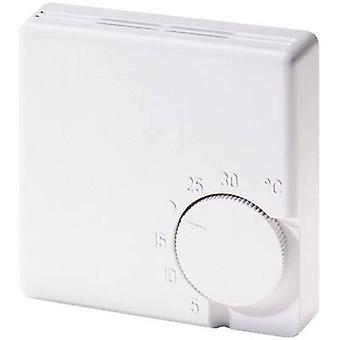 Indoor thermostat Surface-mount 5 up to 30 °C Eberle