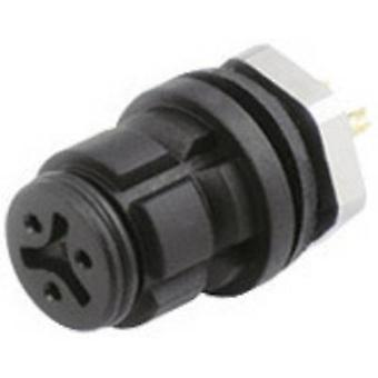 Binder 99-9228-00-08 Series 620 Sub Miniature Circular Connector Nominal current (details): 1 A Number of pins: 8