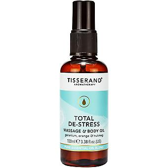 Tisserand aromaterapi alt de-stress Massage & Body Oil