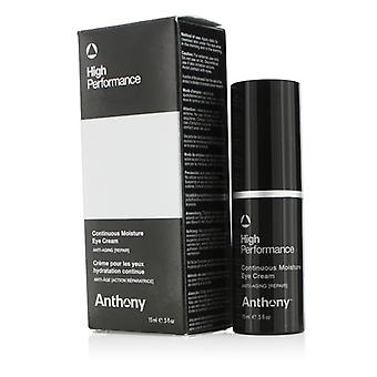 Anthony High Performance continua humedad ojos crema 15ml/0.5oz