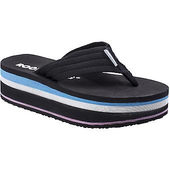Rocket Dog  Womens/Ladies Jimmies OG Web Light Platform Flip Flops