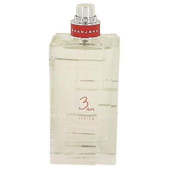 3am Sean John Eau De Toilette Spray (Tester) By Sean John