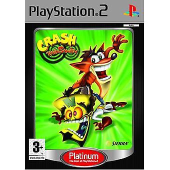 Twinsanity (PS2) - Platinum crash