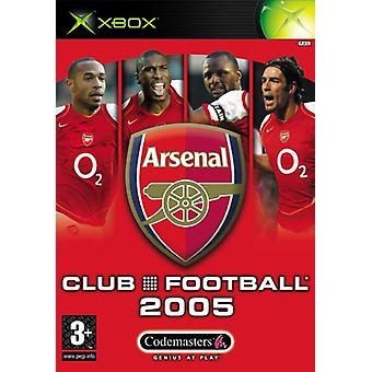 Club Football Arsenal 2005 (Xbox)