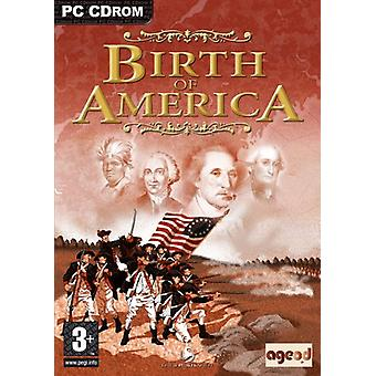 Birth of America (PC-CD)