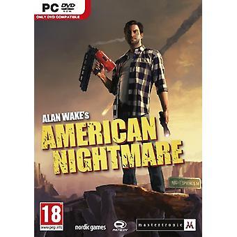 Alan vaknar American Nightmare (PC DVD)