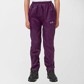New Peter Storm Girl's Packable Pants Purple
