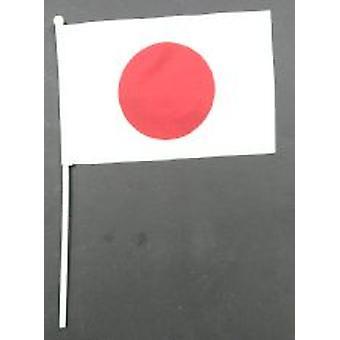 Japan Hand Held Flag