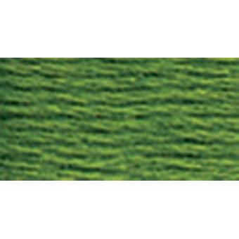 DMC 6-Strand Embroidery Cotton 8.7yd-Dark Parrot Green