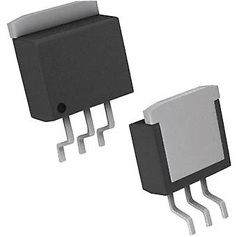 Infineon Technologies TLF80511TC PMIC - LDO voltage regulator Positive, fixed PG TO263 3