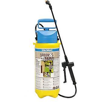 Pump pressure sprayer 5 l Spray & Paint 5L Gloria Haus und Garten 000101.0000