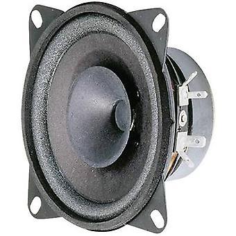 4  10.16 cm Wideband speaker chassis Visaton FR 10 HM