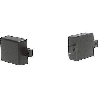 Strapubox MG 23-0SW modulaire boîtier 28 x 23 x 10 Acrylonitrile butadiène styrène noir 1 PC (s)