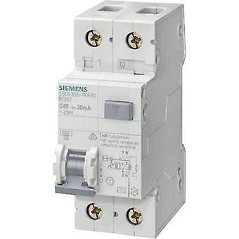 Siemens 5SU1356-6KK10 RCBO 2-polig 10 A 0,03 A 230 V