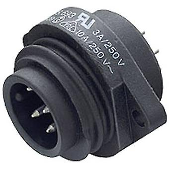 Binder 09-4227-00-07 Standard Circular Connector Series 693 Nominal current (details): 10 A Number of pins: 6 + PE