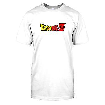 Dragon Ball Z Logo Kids T Shirt