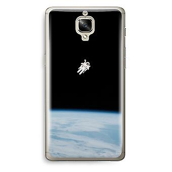 OnePlus 3 Transparent Case (Soft) - Alone in Space