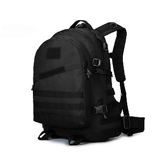 iEnjoy Black backpack made of durable fabric