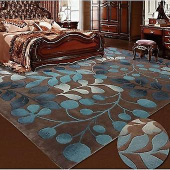 100% Wool Leave Carpets