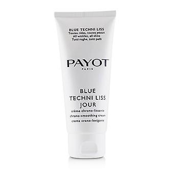 Payot Blue Techni Liss Jour Chrono-Smoothing Cream (Salon Size) - 100ml/3.3oz
