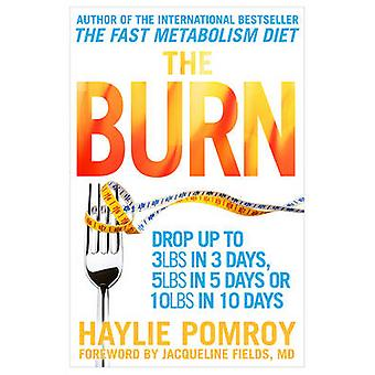 The Burn by Haylie Pomroy - 9780593075036 Book