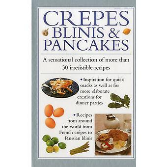 Pannenkoeken - blini's & pannenkoeken door Valerie Ferguson - 9780754829850 boek