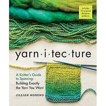 Yarnitecture by Jillian Moreno - 9781612125213 Book