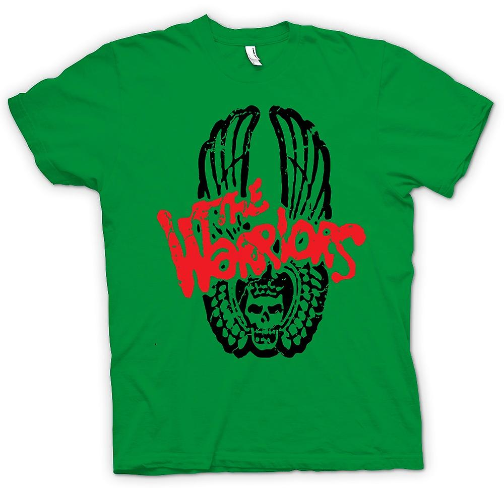 T-shirt homme - Le Warriors - Logo - Cult Movie