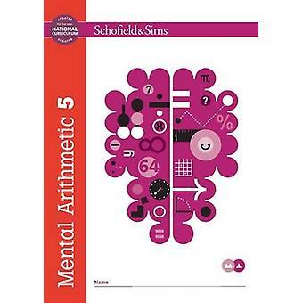 Mental Arithmetic 5 (New edition) by T. R. Goddard - 9780721708034 Bo
