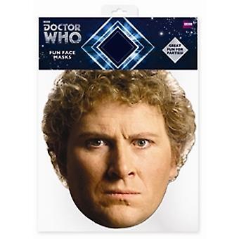 كولن بيكر طبيب بطاقة قناع الوجه (الطبيب السادسة)