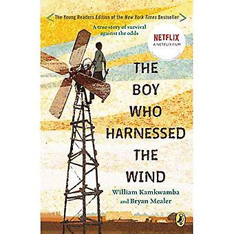 Der junge, der den Wind nutzbar gemacht