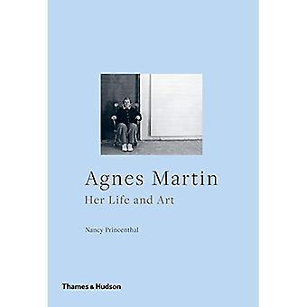 Agnes Martin: Hennes liv och konst