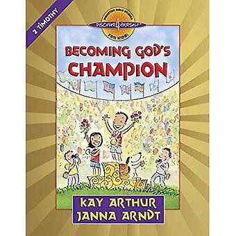 Gottes Meister: 2. Timotheus (4 selbst entdecken induktiver Bibelstudien für Kinder)