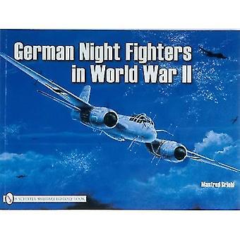 Deutsche NACHTJÄGER: AR234, DO217, TA154, HE219, JU88, JU388, BF110, ME62 (Schiffer Militär)