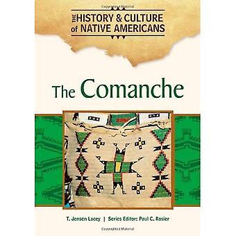 Les Comanches (l'histoire et la Culture amérindienne)