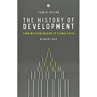 Historien om utvecklingen: från Western ursprung till globala tro, 4th edition