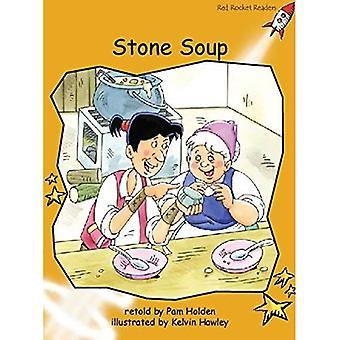 Soupe de pierre: Niveau 4: maîtrise (Red Rocket lecteurs: Fiction ensemble A)
