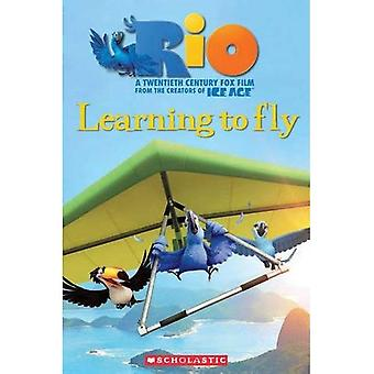 Rio: Learning to Fly by Davis, Fiona ( Author ) ON Feb-02-2012, Paperback