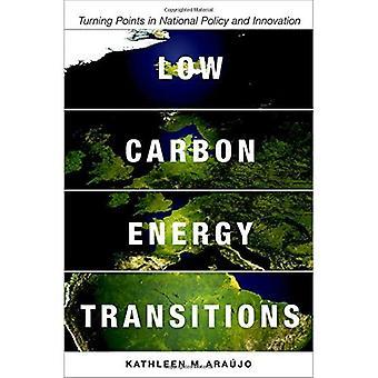 Koldioxidsnål energi övergångar: vändpunkter i nationell politik och Innovation