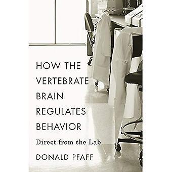 How the Vertebrate Brain Regulates Behavior: Direct from the Lab