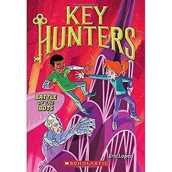 Battle of the Bots (Key Hunters)