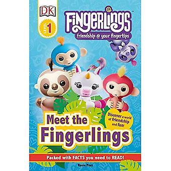 DK czytelników poziom 1: Fingerlings: Poznaj Fingerlings (DK czytelników)