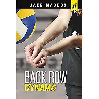 Achterste rij Dynamo (Jake Maddox Jv meisjes)