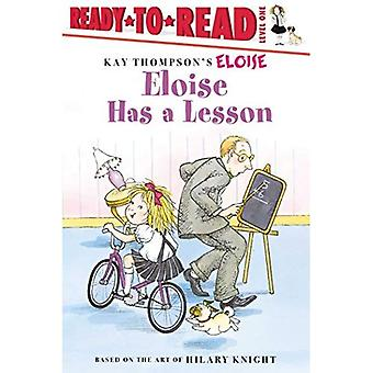 Eloise tem uma lição (Eloise)