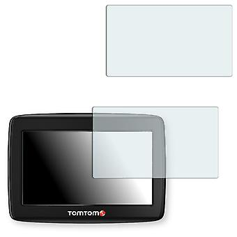 TomTom start 20 M Central Europe traffic display protector - Golebo crystal clear protection film