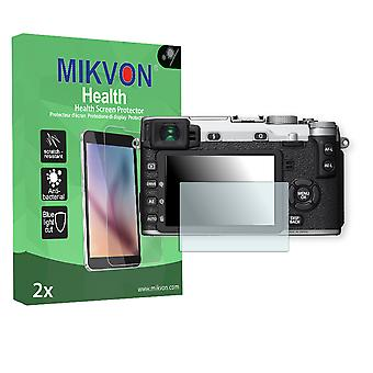 Fujifilm X-E2S Screen Protector - Mikvon Health (Retail Package with accessories)